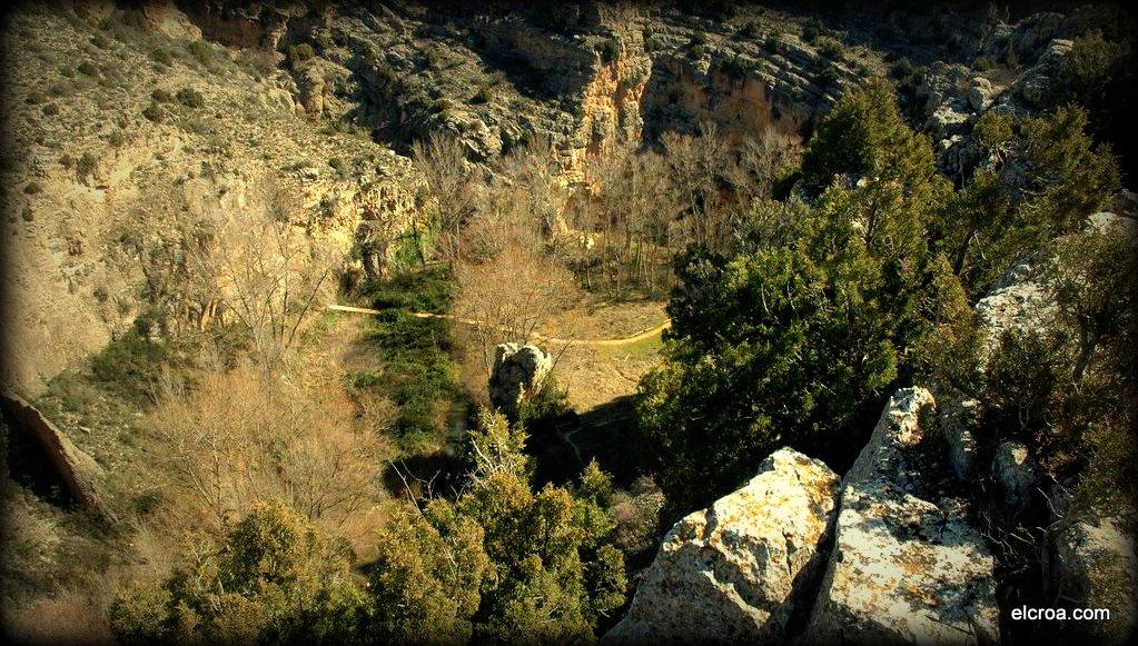 Ruta el Croa Camino de San Blas