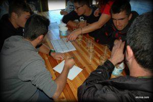 Clasificación de los invertebrados acuáticos extraídos