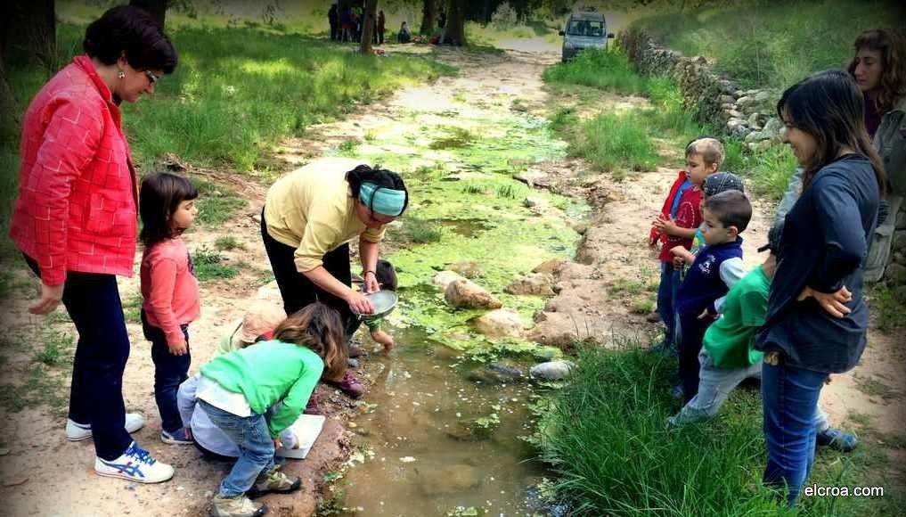 Educación Ambiental El Croa